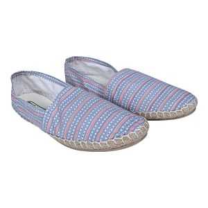 Buy Fine Arch-Stripe Espadrilles For Men online