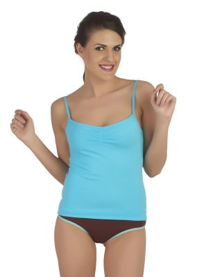 Buy Soie Aqua Cotton/Spandex Inner For Women online
