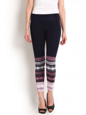 Buy Soie Fashion Ankle Length Printed Legging online