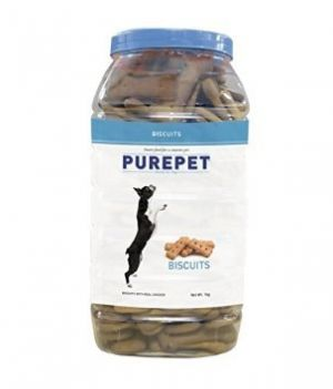 Buy Purepet Biscuits (milk, 1 Kg) online
