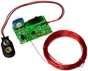 Buy Elenco Metal Detector Soldering Kit With Iron And Solder online