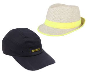 Buy Sushito Set Of Two Cap Jsmfhcp1580-jsmfhcp1309 online