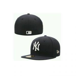 Buy Ny Hip Hop Cap   Baseball Cap - 56 Cm Standard Size (black ... 50ef49ca841