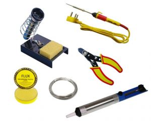 Buy Technology Uncorked 7 In 1 Soldering Starter Kit online