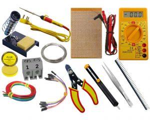 Buy Technology Uncorked 15 In 1 Engineers Soldering Kit online
