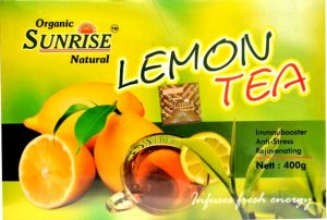 Buy Organic Lemon Tea online