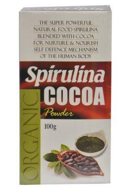 Buy Organic Spirulina Cocoa Powder online