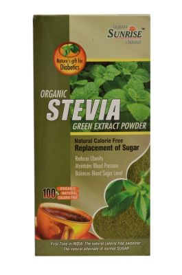 Buy Organic Stevia Green Powder online