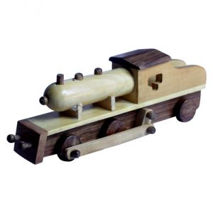 Buy Meddy Craft Wooden Railway Engine online