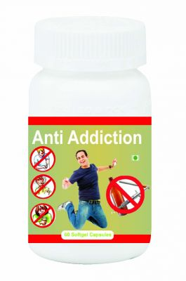 Buy Hawaiian Herbal Anti Addiction Softgel Capsule 60 Softgels online