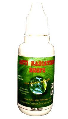 Buy Hawaiian Herbal Anti Radiation Drops online
