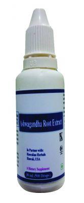 Buy Hawaiian Herbal Ashwagandha Root Extract Drops online