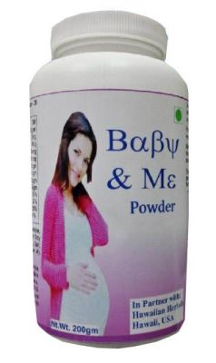 Buy Hawaiian Herbal Baby And Me Powder online