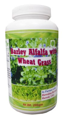 Buy Hawaiian Herbal Barley Alfalfa With Wheat Grass Powder online