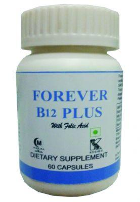 Hawaiian Herbal Forever B12 Plus Capsule