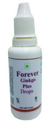 Hawaiian Herbal Forever Ginkgo Plus Drops