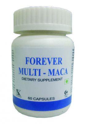 Hawaiian Herbal Forever Multi Maca Capsule