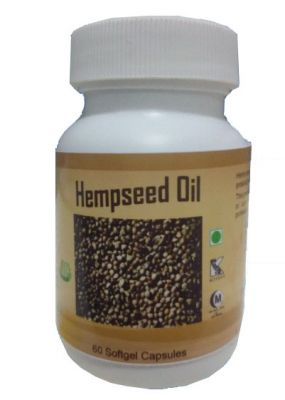 Buy Hawaiian Herbal Hempseed Oil Capsule online