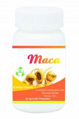 Buy Hawaiian Herbal Maca Softgel Capsule 60 Softgel online