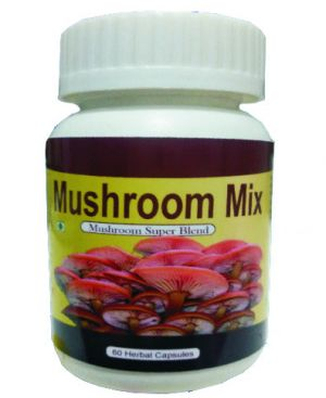 Buy Hawaiian Herbal Mushroom Mix Complex Capsule online
