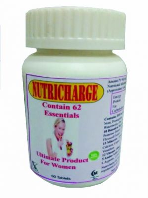 Buy Hawaiian Herbal Nutricharge For Women Capsule online