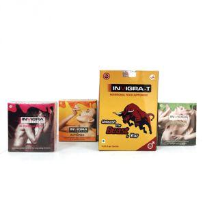 Buy Invigra Combo Pack 2 online