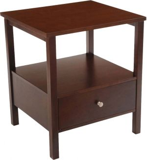 Afydecor Contemporary End Table With Square Legs(Product Code)_3090