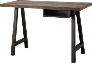 Afydecor Modern Writing Desk With Open Drawer For Storage(Product Code)_3140