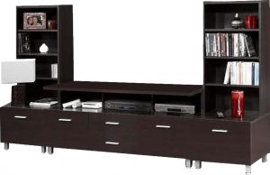 Afydecor Contemporary Entertainment Unit With Four Large Drawers(Product Code)_3148