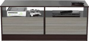 Afydecor Contemporary Entertainment Unit With Two Drawers(Product Code)_3152