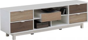 Afydecor Contemporary Entertainment Unit With Five Drawers(Product Code)_3153