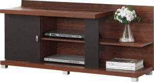 Afydecor Contemporary Entertainment Unit With Square Block Legs(Product Code)_3159