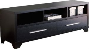 Afydecor Contemporary Multi-storage Entertainment Unit With Tapered Legs(Product Code)_3175