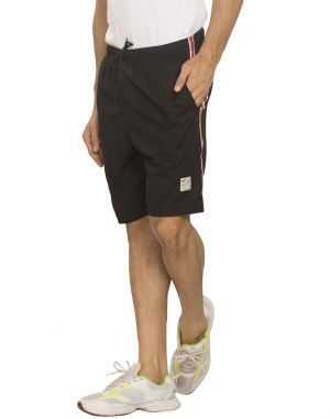 Buy Bonaty Polyester With Moisture Management Solid Short For Men online