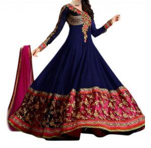 Buy Varanga Designer Anarkali Suit Bwr025 online