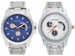 Buy Men Analog Watches Combo By Jack Rachel Jr_59 online