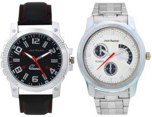 Buy Men Analog Watches Combo By Jack Rachel Jr_57 online