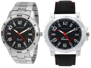 Buy Men Analog Watches Combo By Jack Rachel online