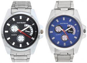 Buy Men Analog Watches Combo By Jack Rache Jr_63 online