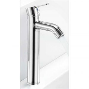 Buy Oleanna Orange Brass Single Lever Basin Mixer Tall Body12
