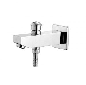 Buy Oleanna Global Brass Tip Ton Spout Silver Divertor online