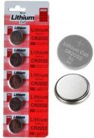 Buy 20 PCs Micro Lithium Cell Cr2032 3v Coin Cell Battery For For Motherboard Toy online