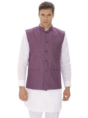 Buy Inspire Purple Modi Jacket online