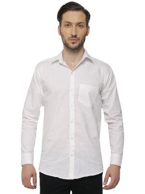 Buy Inspire Men's White Casual Shirt online