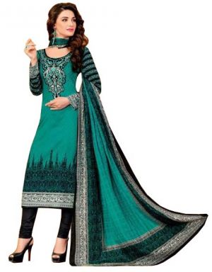 Buy Padmini Unstitched Printed Cotton Dress Material (product Code - Dtsjkashmiricot1010) online