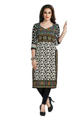 Buy Padmini Unstitched Printed Cotton Kurti Fabrics (product Code - Dtafcoolcot2103) online