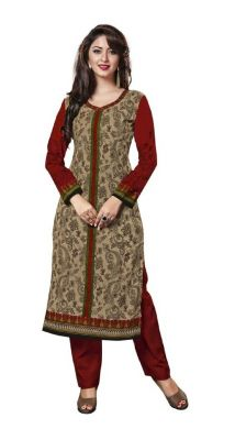 Buy Padmini Unstitched Printed Cotton Kurti Fabrics (product Code -dtkakavya1109) online