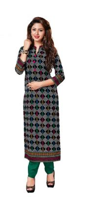 Buy Padmini Unstitched Printed Cotton Kurti Fabrics (product Code -dtkakavya1154) online