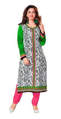 Buy Padmini Unstitched Printed Cotton Kurti Fabrics (product Code -dtkakavya1161) online