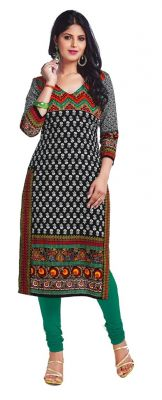 Buy Padmini Unstitched Printed Cotton Kurti Fabrics (product Code - Dtkapriya2152) online